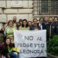 No al progetto Eleonora Nessuna Trivellazione ad Arborea