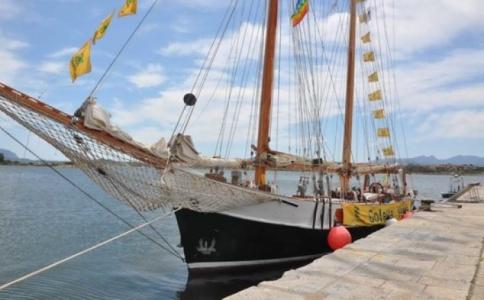 Legambiente, oggi inizia il viaggio della Goletta Verde: tappe in Sardegna