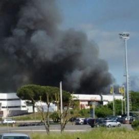 """Maxi incendio, a processo l'amministratore """"Eco Servizi Per l'ambiente"""""""