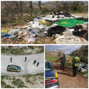 Rischio ambientale da abbandono rifiuti speciali pericolosi in ambiente. Il contributo dell'ANPANA alla lotta all'incivilta.