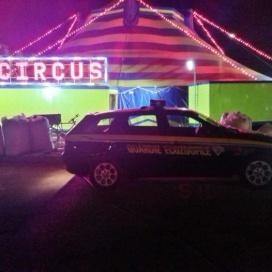 Sopralluogo al Circo