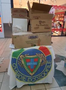 """Mantova, ANPANA: """"dona la spesa"""""""